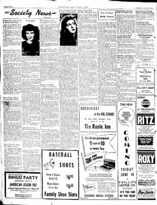 The Courier News from Blytheville, Arkansas on June 15, 1948 · Page 4