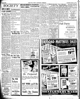 The Ludington Daily News from Ludington, Michigan on September 12, 1939 · Page 2