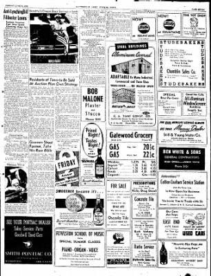 The Courier News from Blytheville, Arkansas on June 15, 1948 · Page 7