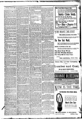 The Carroll Sentinel from Carroll, Iowa on March 30, 1894 · Page 2