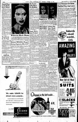 Cumberland Evening Times from Cumberland, Maryland on October 13, 1955 · Page 2