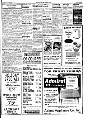 The Courier News from Blytheville, Arkansas on December 14, 1955 · Page 13