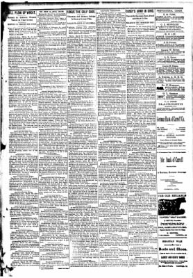 The Carroll Sentinel from Carroll, Iowa on March 30, 1894 · Page 3