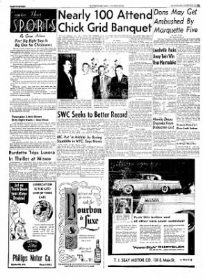 The Courier News from Blytheville, Arkansas on December 14, 1955 · Page 14