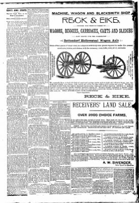 The Carroll Sentinel from Carroll, Iowa on March 30, 1894 · Page 8