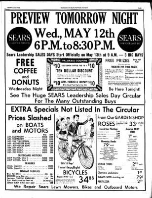 Ironwood Daily Globe from Ironwood, Michigan on May 11, 1965 · Page 3