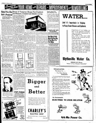 The Courier News from Blytheville, Arkansas on June 15, 1948 · Page 11