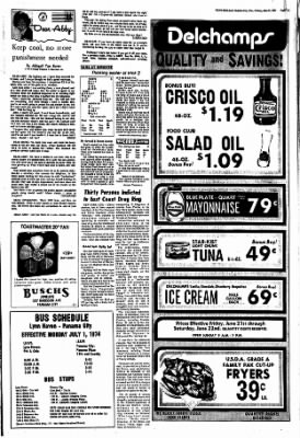 Panama City News-Herald from Panama City, Florida on June 21, 1974 · Page 11