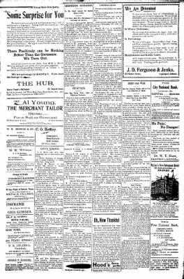 Logansport Pharos-Tribune from Logansport, Indiana on November 6, 1897 · Page 19