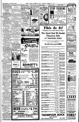 Cumberland Evening Times from Cumberland, Maryland on October 13, 1955 · Page 30