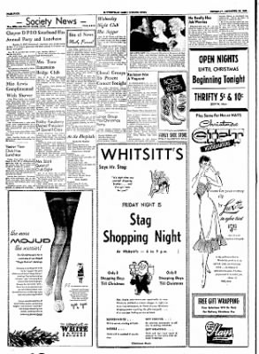 The Courier News from Blytheville, Arkansas on December 15, 1955 · Page 4