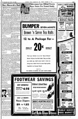 Cumberland Evening Times from Cumberland, Maryland on October 14, 1955 · Page 9