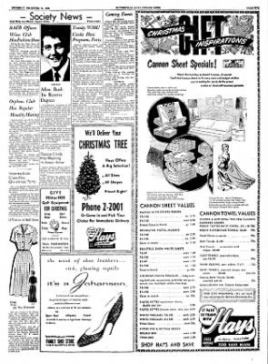 The Courier News from Blytheville, Arkansas on December 15, 1955 · Page 5