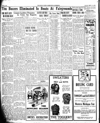 The Ludington Daily News from Ludington, Michigan on September 15, 1939 · Page 6