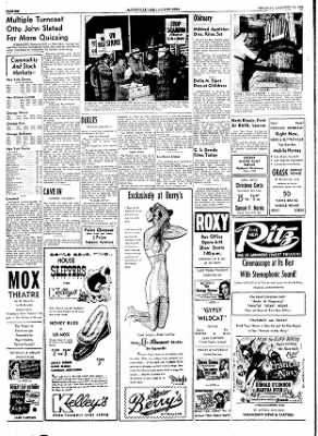 The Courier News from Blytheville, Arkansas on December 15, 1955 · Page 6