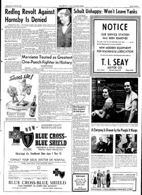 The Courier News from Blytheville, Arkansas on May 28, 1953 · Page 7