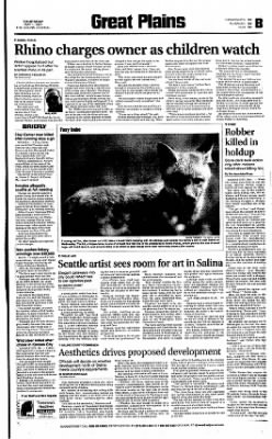 The Salina Journal from Salina, Kansas on May 1, 1997 · Page 9