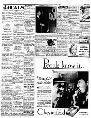 Iola Daily Register And Evening News from Iola, Kansas on January 9, 1933 · Page 3