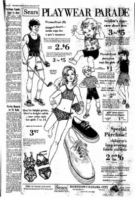 Panama City News-Herald from Panama City, Florida on June 21, 1974 · Page 24