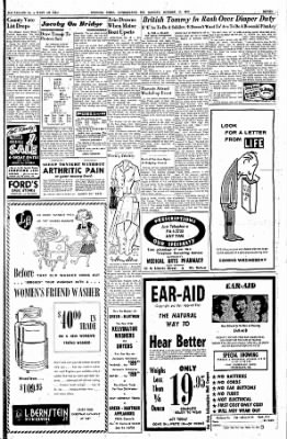 Cumberland Evening Times from Cumberland, Maryland on October 17, 1955 · Page 7