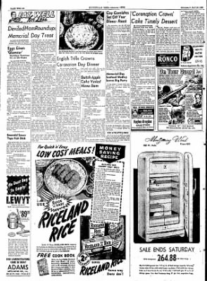 The Courier News from Blytheville, Arkansas on May 28, 1953 · Page 12