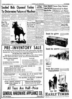 The Courier News from Blytheville, Arkansas on December 15, 1955 · Page 13