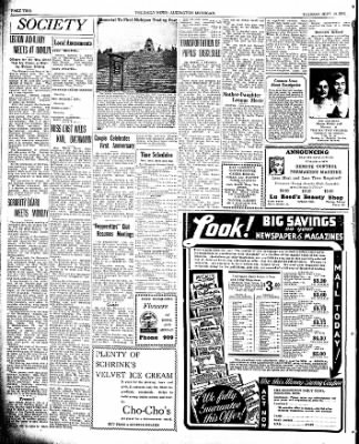 The Ludington Daily News from Ludington, Michigan on September 19, 1939 · Page 2
