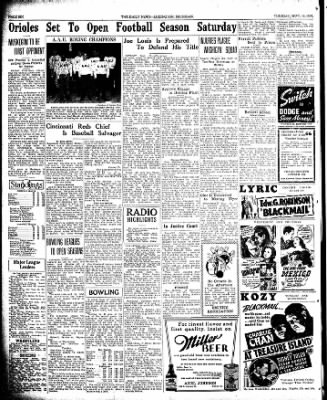The Ludington Daily News from Ludington, Michigan on September 19, 1939 · Page 6