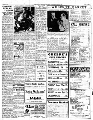 Iola Daily Register And Evening News from Iola, Kansas on January 12, 1933 · Page 4
