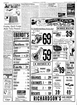 The Courier News from Blytheville, Arkansas on December 15, 1955 · Page 16