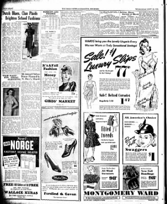 The Ludington Daily News from Ludington, Michigan on September 20, 1939 · Page 8
