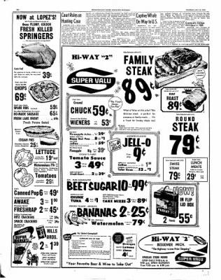 Ironwood Daily Globe from Ironwood, Michigan on July 15, 1965 · Page 10