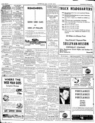 The Courier News from Blytheville, Arkansas on June 16, 1948 · Page 12