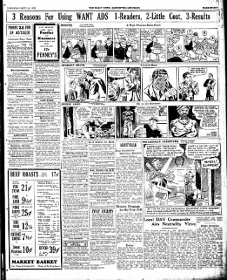 The Ludington Daily News from Ludington, Michigan on September 21, 1939 · Page 7