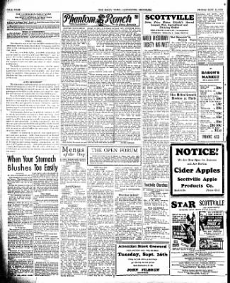 The Ludington Daily News from Ludington, Michigan on September 22, 1939 · Page 4