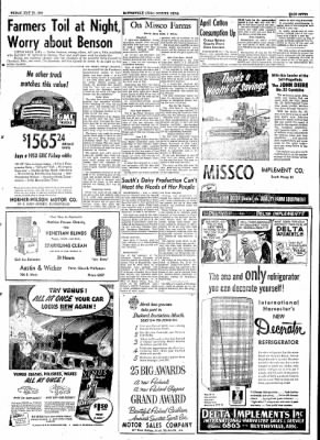 The Courier News from Blytheville, Arkansas on May 29, 1953 · Page 7