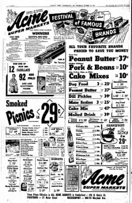 Cumberland Evening Times from Cumberland, Maryland on October 20, 1955 · Page 16