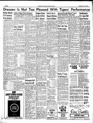 Ironwood Daily Globe from Ironwood, Michigan on May 19, 1965 · Page 14