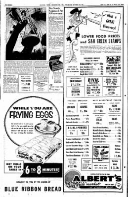 Cumberland Evening Times from Cumberland, Maryland on October 20, 1955 · Page 18