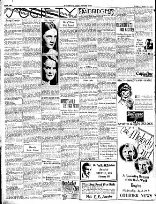 The Courier News from Blytheville, Arkansas on April 21, 1931 · Page 2