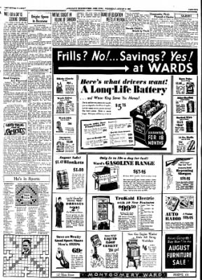 Ames Daily Tribune from Ames, Iowa on August 9, 1933 · Page 7