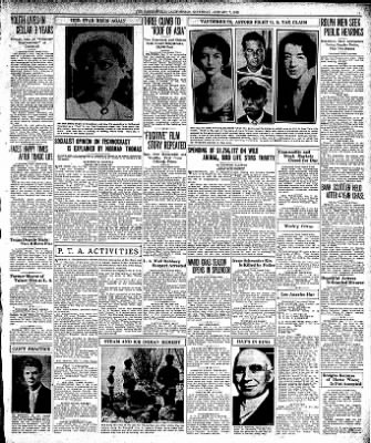 The Bakersfield Californian from Bakersfield, California on January 7, 1933 · Page 11