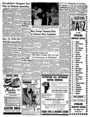 The Austin Daily Herald from Austin, Minnesota on December 2, 1958 · Page 5