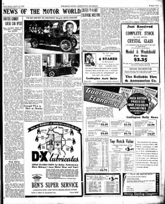 The Ludington Daily News from Ludington, Michigan on September 23, 1939 · Page 5