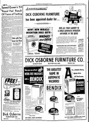 The Courier News from Blytheville, Arkansas on May 29, 1953 · Page 12