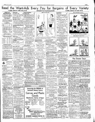 Ironwood Daily Globe from Ironwood, Michigan on July 16, 1965 · Page 11