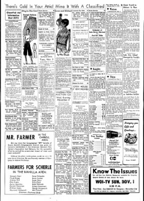 Carrol Daily Times Herald from Carroll, Iowa on October 31, 1970 · Page 9