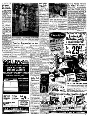 The Austin Daily Herald from Austin, Minnesota on December 2, 1958 · Page 12