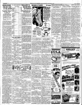 Iola Daily Register And Evening News from Iola, Kansas on January 20, 1933 · Page 6