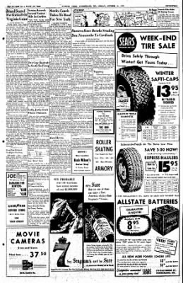 Cumberland Evening Times from Cumberland, Maryland on October 21, 1955 · Page 17